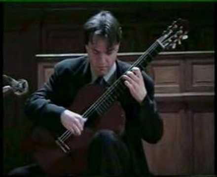 Carlo Marchione - Leo Brouwer - La Toccata De Pasquini