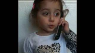 Funny Afghan 2-Year-Old Baby Girl!