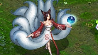 What AHRI Could Have Been - League of Legends