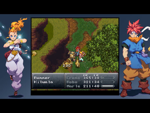 Chrono Trigger [Part 12] - Footsteps! Follow, Azala and Nizbel