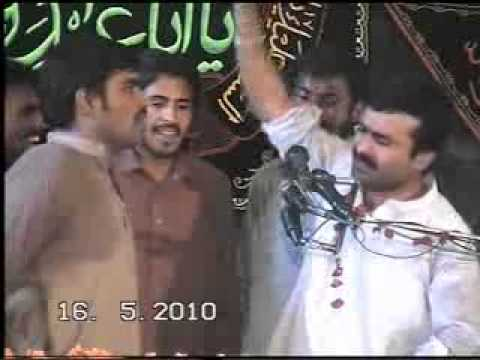 Qasida(teray Karm Karm Mola)qazi Wasim. video