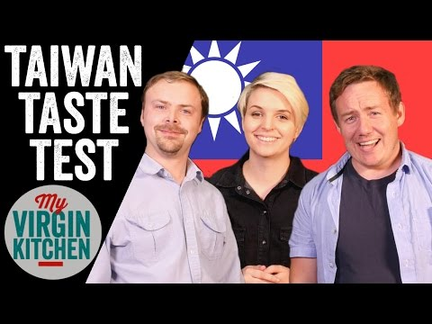 TAIWAN TASTE TEST ft ASHENS & EMMA BLACKERY