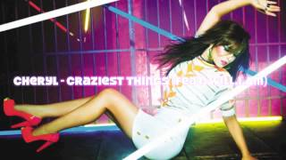Watch Cheryl Cole Craziest Things video