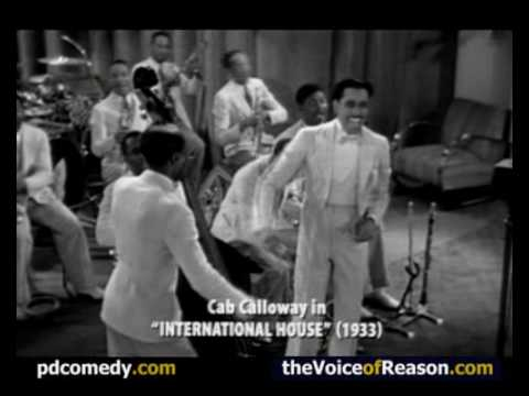 Cab Calloway sings about Marijuana in 1933