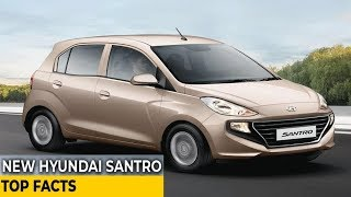 Are You Ready To Buy Hyundai New Santro Car..? Once Watch This video..!