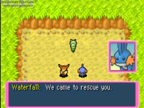 Pokemon Mystery Dungeon - Red Rescue Team - VenturianTale PokeTale - PMD Red Rescue Team Part 1 - Team Human - User video