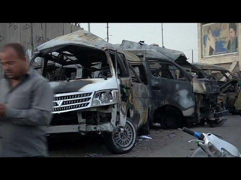 L'ISIL risponde a Baghdad: ondata di attentati in Iraq