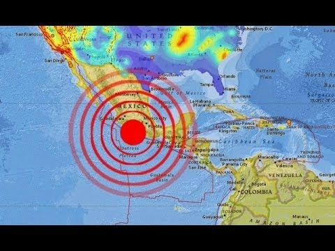POWERFUL MAGNITUDE 7.2 EARTHQUAKE SPARKS PANIC THROUGHOUT ACAPULCO, MEXICO FRIDAY (APR 18, 2014)