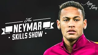 Neymar Jr - Amazing Skills Show 2015/2016 - HD