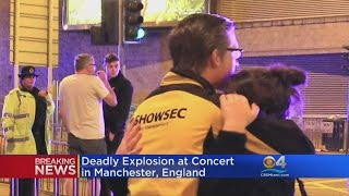 Police: 19 Dead After Explosion At Ariana Grande Concert In Manchester Arena