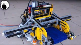 The Most AMAZING Lego Machines