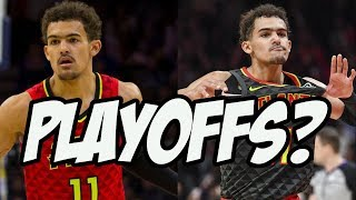 Will Trae Young Lead The Hawks To The NBA Playoffs in 2020?