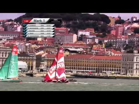 Volvo Ocean Race - Oeiras In-Port Race Live Replay - 2011-12