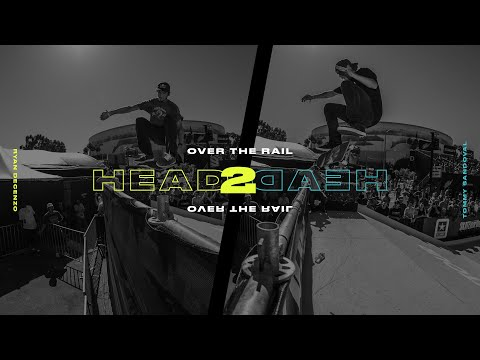 Head 2 Head: Over The Rail Ryan Decenzo and Tommy Sandoval