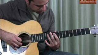 Acoustic Guitar Lesson - Harmonics