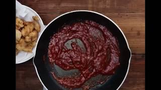 How to Cook----CRISPY KOREAN FRIED CHICKEN