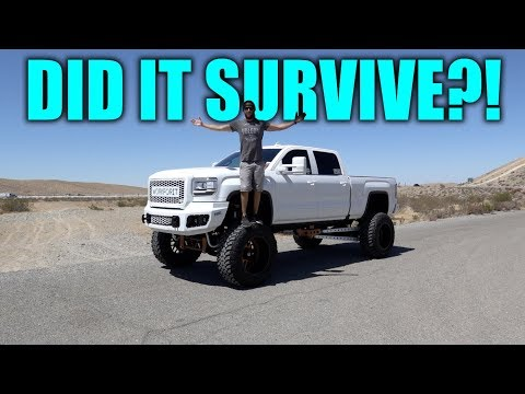 I TOOK MY SHOW TRUCK ON A ROAD TRIP!