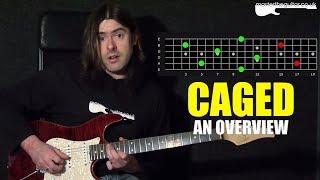 The CAGED System; an overview - MasterTheTheory!