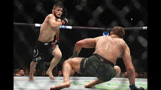 Khabib Nurmogamadov vs Conor McGregor UFC  229 analysis