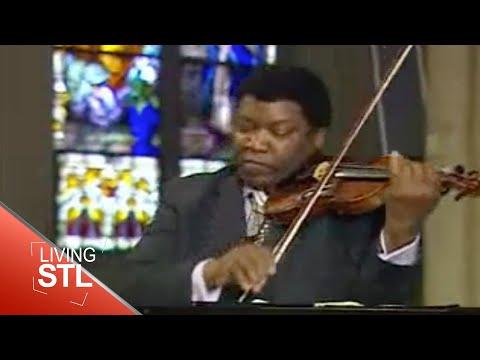 KETC | Living St. Louis | Darwyn Apple: Violin Outreach