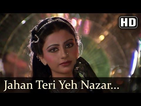 Jahan Teri Yeh Nazar Hai  Amitabh Bachchan  Amjad Khan  Kaalia  Kishore Kumar  Hit Hindi Songs