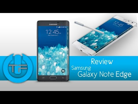 Samsung Galaxy Note Edge  Review, Vale la pena la pantalla curva?