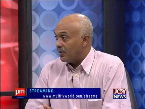 Are IMF and USA Ruining Ghana - PM Express on Joy News (7-7-15)