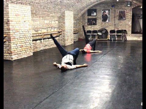 Floor Work / Dmitry Akimenko & Manyi Deak