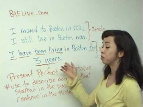 Learn English Verb Tenses - English Language Video Lesson Music Videos