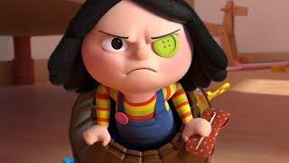 Dodo(도도)-엄마에게 복수를 꿈 꾸는 장난감?!_청강대 애니메이션스쿨 2017년 졸업작품(animation)