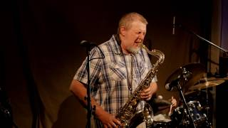Paul Dunmall's Sunship Quartet at the Cafe Oto, 2017 ... track 02