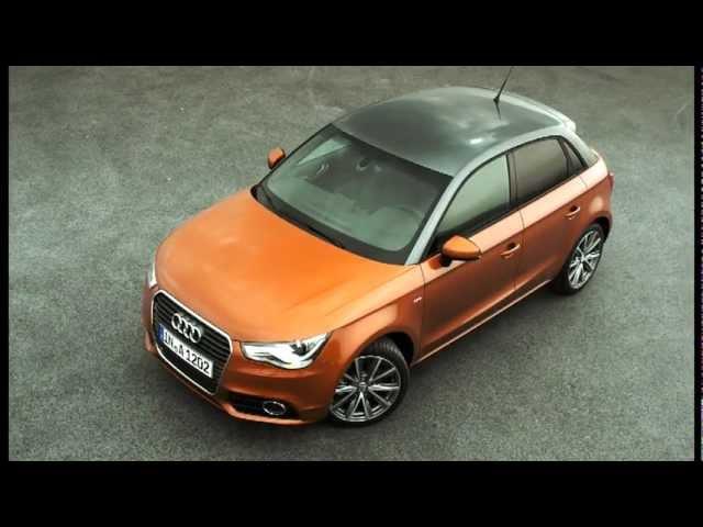 Audi A1 Sportback 5-door