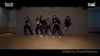 [Magic Dance] BLACK DRESS (CLC) X Ice Ice Baby 😂