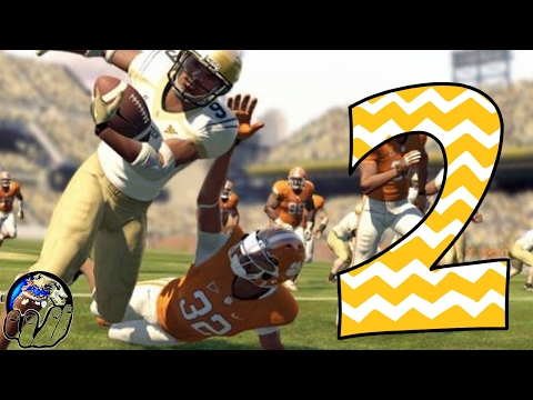 NCAA FOOTBALL 14 PS3- Gmia's Review