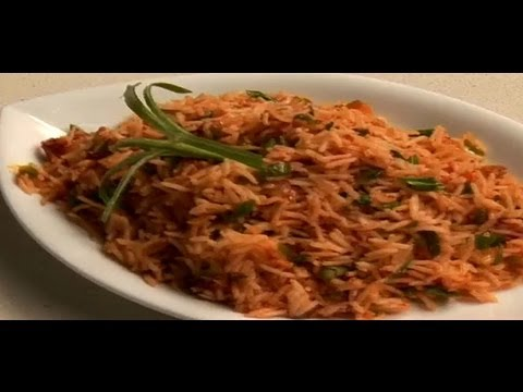 Shezwan Rice (Veg)