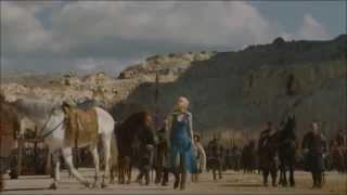 Daario Naharis vs Champion of Meereen scene | Game of Thrones 4x03 | Breaker of Chains 1080p HD