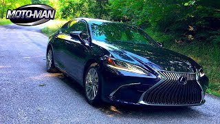 2019 Lexus ES 300h FIRST DRIVE REVIEW: The better Lexus ES - with a catch! (3 of 3)