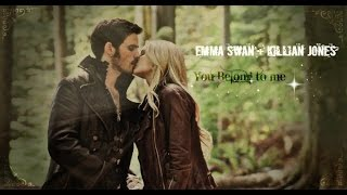 You Belong To Me - Emma Swan & Killian Jones
