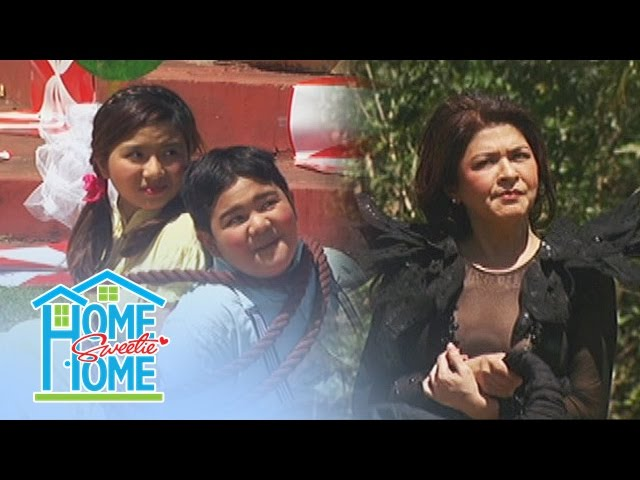 Home Sweetie Home: The story of Hans and Greta