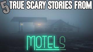 5 TRUE Motel Horror Stories!
