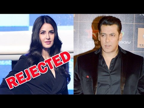 Salman Khan rejected Katrina Kaif!!  | Bollywood News