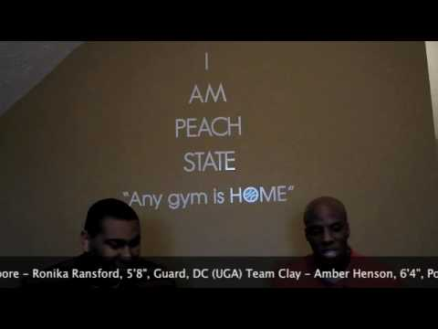 Peach State TV: 2010 vs 2011 High School Class Draft