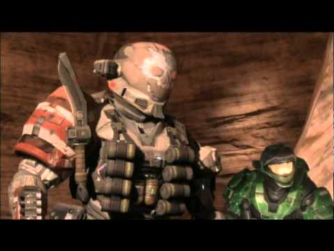 halo reach historia completa en español mision 9 1/2 El Pillar Of Autumn (mision final)
