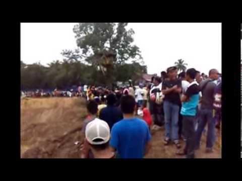 Motocross Exhibition/Competition in Midsayap, North Cotabato (19 January 2014)
