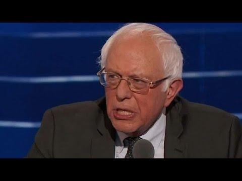 Bernie Sanders: Hillary Clinton must become president
