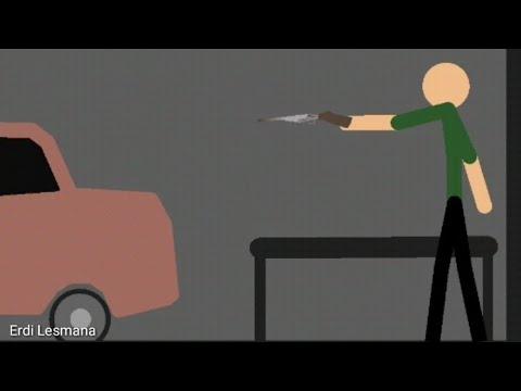 Granny (1.4 Version) - Stick Nodes Horror Animation