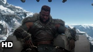 Black Panther (2018) - M′baku Are You Done Scene HD