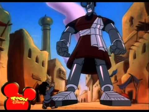 Aladdin In Hindi - Episode 43 - A Clockwork Hero(full) video