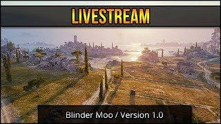 World of Tanks - Blinder Moo auf HD Maps [ deutsch