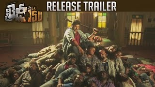 Khaidi No 150 Movie Release Trailer | Chiranjeevi | Kajal | TFPC